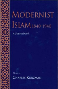 Modernist Islam anthology