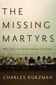 The Missing Martyrs (book cover)