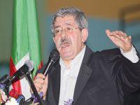 Ahmed Ouyahia, prime minister of Algeria
