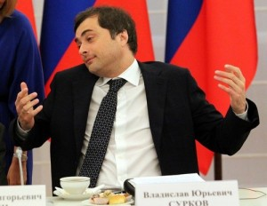 Vladislav Surkov, rightwing postmodernist.